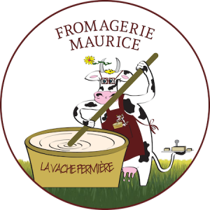 Logo Fromagerie Maurice